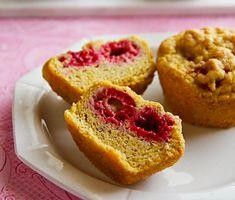 38. Raspberry corn muffins | Community Post: 49 Vegan Gluten Free ...