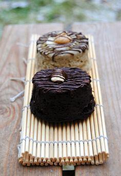 Terveen Hyvää: Sokerittomat ja viljattomat (muttei mauttomat) mukikakut