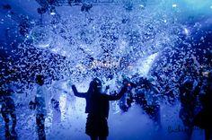 Eventia - Una pista de baile simplemente increíble! - Fotografia Eventia en exclusiva para CasarCasar