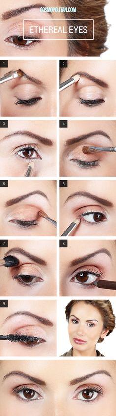 DIY Etheral Eyes