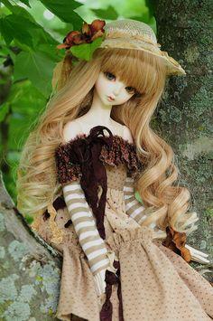 Peaks Woods / Peakswood FOC Goldie Bjd Doll | Flickr - Photo Sharing!