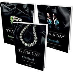 Kit Livros - Sylvia Day: Obstinada + Desejada + Incontrolável