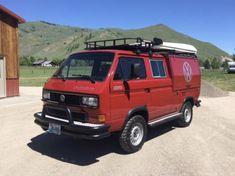 Vw Bus, Volkswagen, Vw Camper, Combi Ww, Van Life Blog, Vw Syncro, Transporter T3, Van Interior, Camping World