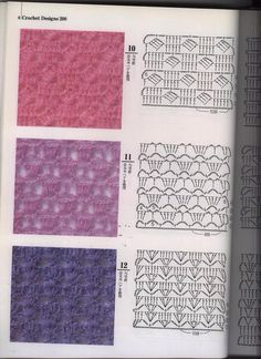 Patrones crochetu