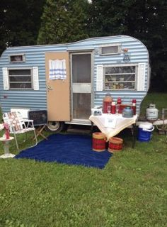 Vintage Camper Trailer 1970 Roadcruiser Actually Looks