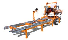 The patented Norwood LumberMate portable sawmill—a customizable personal mobile bandsaw mill capable of milling hardwood & softwood logs up to Portable Saw Mill, Bandsaw Mill, Chainsaw Mill, Steel Nails, Shingle Siding, Roller Set, Post And Beam, New Property, Banks