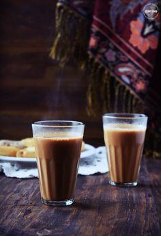 Quintessentially Hyderabadi Time Dum ki Chai - All Recipes Homemade Chai Recipe, Chai Tea Recipe, Tea Recipes, Indian Food Recipes, Tea Wallpaper, Masala Chai, Winter Drinks, Tea Art, Coffee Love