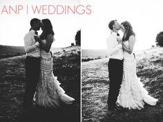 King Estate Wedding Photographer: Liz & Matt's Bride & Groom and Bridal Party. #anpweddings #kingestatewinery #winerywedding