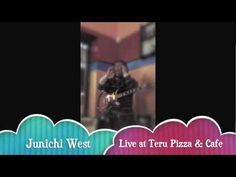 JT west Live @ Teru cafe and Pizza 19th August 2012