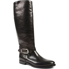 Riding Boots | The Style Director | Burberry £595.00