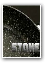StoneDine cookware.  I wonder if it's as good as it looks?