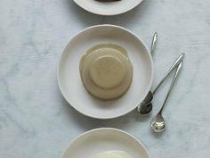 Coffee Panna Cotta from Nigella Lawson