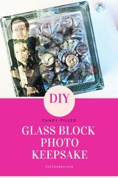 Glass Block Photo Ke