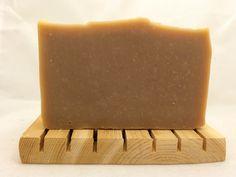 Sandalwood Rose Soap - handcrafted soap with sandalwood and rose scents - https://www.shafersprings.com/product/sandalwood-rose-soap/ #soap