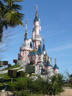 Euro Disney - one of my happy places.