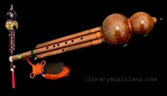 HULUSI CHINESE GOURD FLUTE