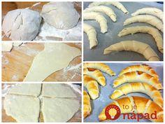Ak ste zatúžili po domácom pečive, ale nechce sa vám piecť chleba so zdĺhavou prípravou, máme pre vás skvelý tip. Upečte si fantastické domáce rožteky, bez čakania na vykysnutie. Pochutnávať si na nich môžete už o pol hodinku.