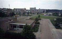 David Zuiderhoek, Groene Kruisgebouw, Kerschoten Apeldoorn 1959-1960