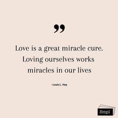 @smplsweden posted to Instagram: Love is a great miracle cure. Loving ourselves works miracles in our lives.   #love #kindness #health #hållbarvardag #hälsa #kärlek #snällhet #keepitsmpl #smpl #live #lovelife #loveyou