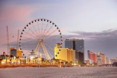 Myrtle Beach Vacation Planning Tips