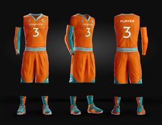 Basketball Photo Uniform Psd Template Dolphins Kit Sneakers College Sports