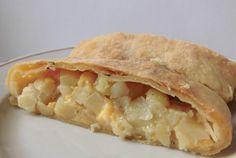 Знаменитый картофельный штрудель | Четыре вкуса