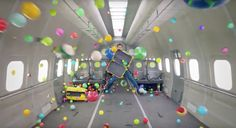 The awesome science behind OK Go's zero-gravity music video.