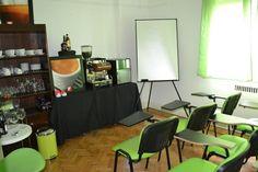 Salon de Cafeteria.