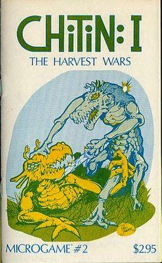El Descanso del Escriba: Chitin I:The Harvest Wars