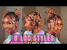 Short Dread Styles, Dreads Styles For Women, Short Dreadlocks Styles, Short Locs Hairstyles, Short Dreads, Dreadlock Styles, Medium Hair Styles, Natural Hair Styles, Long Hair Styles