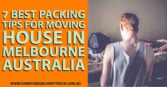 Here are some packing tips for moving house in Melbourne to make your house shifting easier than ever. Read on to know all the tricks of professional house packers that can be easily applied on your own.