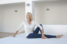 10 Of The Best Yoga Poses For Headaches (PHOTOS) see more at qnaforum.co.in