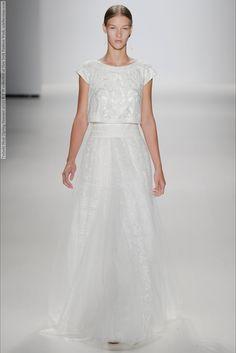 Tadashi Shoji (Spring-Summer 2015) R-T-W collection at New York Fashion Week  #AnniJurgenson #ElenaBartels #EllaPetrushko #EsteeRammant #EstherHeesch #EvelinaSriebalyte #HeriethPaul #KasiaJujeczka #KiaLow #LarissaHofmann #LeraTribel #MajaSalamon #MishaGarajova #MonaMatsuoka #NewYork #SarahEngelland #SophieTouchet #StephanieJoyField #TadashiShoji #TianYi See full set - http://celebsvenue.com/tadashi-shoji-spring-summer-2015-r-t-w-collection-at-new-york-fashion-week/