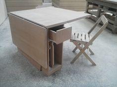 Mesa Dobravel;mesa Com Cadeiras;mesa Extensiva - R$ 1.626,00 no MercadoLivre