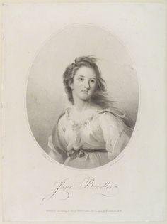 Jane Bowdler; engraving, R.M. Meadows (1798). © National Portrait Gallery, London.