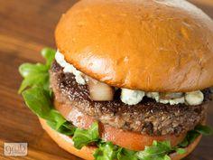 You're My Boy, Bleu! Burger - Grub Burger Bar #grubburgerbar #iheartgrub