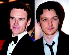 Husband Material, Vol. 4: Michael Fassbender And James McAvoy