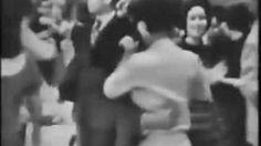 Larry Kane Show 1950's Dance Show, via YouTube.