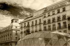 El cielo de Madrid - Puerta del Sol