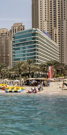 Hilton Dubai Jumeirah Resort, United Arab Emirates