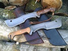T.M. Hunt Custom Knives