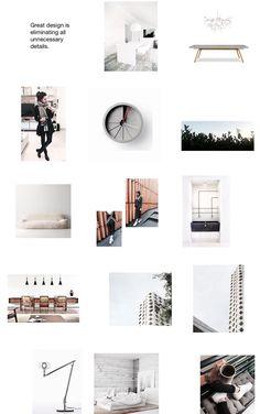 Feeds Instagram, Web Design, Templates, Tips, Minimalist, Design Web, Stencils, Vorlage, Website Designs