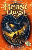 Beast Quest: Ferno the Fire Dragon: Series 1 Book 1 Books For Boys, Childrens Books, Strange Things Are Happening, Dragon Series, Fire Dragon, Digital Text, Chapter Books, Children's Literature, Cursed Child Book