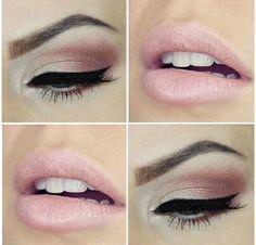 You Are The Fairest Of Them All - You Are The Fairest Of Them All Make-up rose poudré, beauté, maquillage rose, mise en beauté, tendance make-up 2015 Pretty Makeup, Love Makeup, Makeup Inspo, Pink Makeup, Makeup Stuff, Perfect Makeup, Makeup Ideas, Bridal Makeup, Wedding Makeup