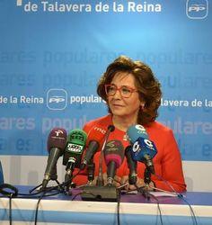 """Riolobos: """"Cospedal y Rajoy han demostrado que cuentan con nuestra ciudad al nombrar a un talaverano delegado del Gobierno en la región"""" - 45600mgzn"""