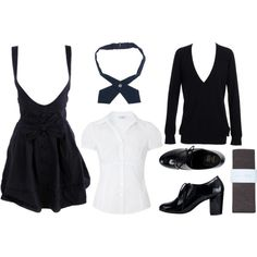 """No.7"" by eappah on Polyvore"