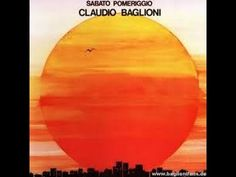 CLAUDIO BAGLIONI / ALBUM SABATO POMERIGGIO 1975 / FILM