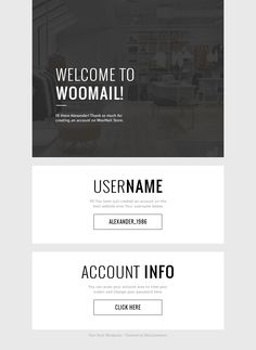 WooMail Woocommerce Email + Builder Access #confirmation #drag&drop #order #$18