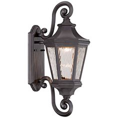 Minka Lavery Hanford Pointe H Oil Rubbed Bronze LED Outdoor Wall Light at Lowe's. The Great Outdoors by Minka Lavery LED collection for a beautiful illumination with an environmental advantage. The Hanford Pointe outdoor collection is a Led Outdoor Wall Lights, Led Wall Lights, Outdoor Light Fixtures, Outdoor Wall Lantern, Outdoor Wall Sconce, Wall Sconce Lighting, Outdoor Walls, Outdoor Lighting, Wall Sconces