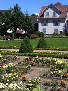 Haus, #Ettenheim Innenstadt, 180qm 230.000€. Blick v. Prinzengarten aus